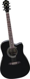 ibanez v70ce acoustic electric guitar review. Black Bedroom Furniture Sets. Home Design Ideas