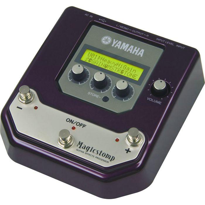 Yamaha Magicstomp Acoustic Review